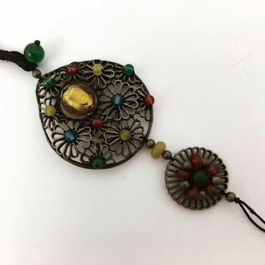 Šamanský náhrdelník IINII - Mau  - 5