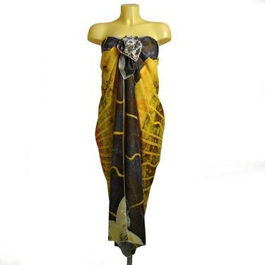 Šátek - přehoz K Slunci blíž  - 5