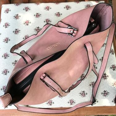 Kabelka IINII Glamour - Caravelle růžová  - 5
