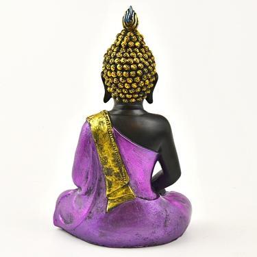 Buddha ve fialovém rouchu  - 5