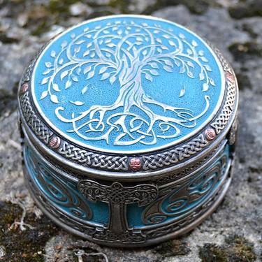 Šperkovnice exclusive fantasy - Strom Života  - 5