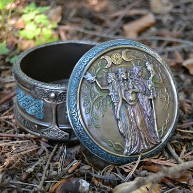 Šperkovnice exclusive fantasy - Trojná Bohyně  - 5