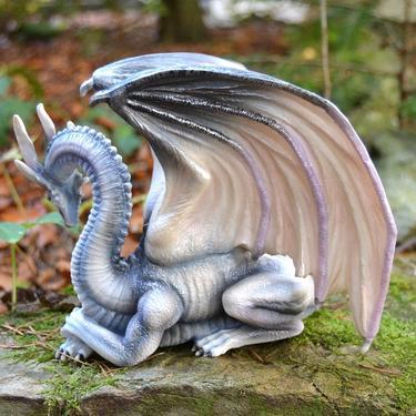 Socha fantasy exclusive - Velký horský drak  - 5