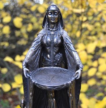 Socha exclusive mytology - Bohyně Danu - 22,5 cm  - 6