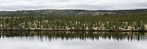 Labrador - místo kde byl labradorit nalezen poprvé